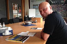 专访柏林马拉松赛事传播总监Thomas Steffens