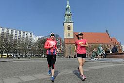 跑步 认识柏林最美的速度