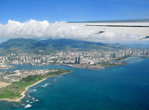 【超值奢玩】美国夏威夷5晚7天百变自由行【夏航北京直飞/希尔顿逸林/无忧半自助】
