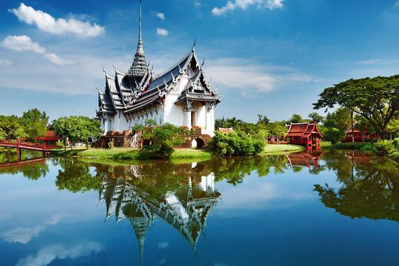 【泰臻值】泰國曼谷/芭堤雅6天5晚【廣州往返】