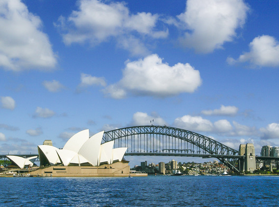 【DIY自在旅程】【东海岸全景】澳大利亚悉尼+凯恩斯+黄金海岸+布里斯班+墨尔本9晚11天自由行【七城任选/代订门票日游内陆段机票】