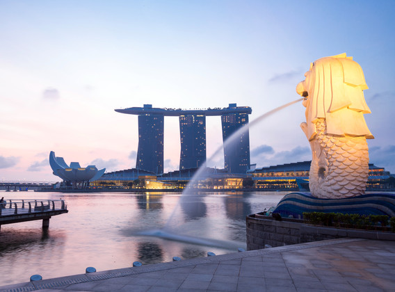 【醉美滨海湾】新加坡4晚5天百变自由行【或6天/赠送滨海湾花园门票/半岛怡东酒店/可升级金沙酒店】