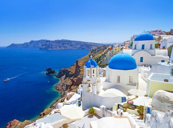 【旅拍体验】希腊双岛7晚9天半自助【旅游+写真/专业团队2对1服务】