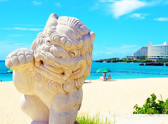 【带娃逛乐园】日本冲绳4晚5天半自助【2日包车游览/游轮晚餐/含水族馆7大景点通票】