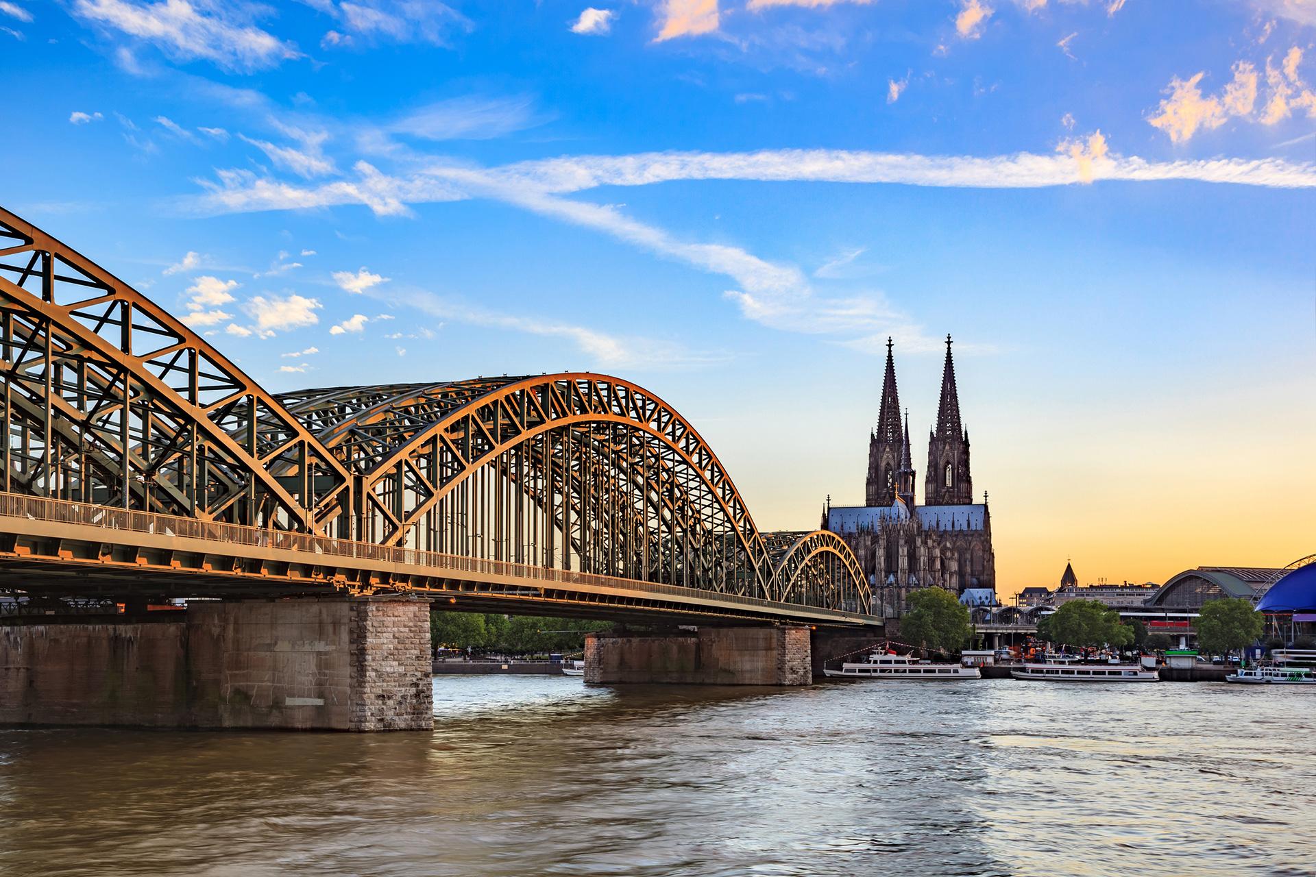 【欧洲内河游轮】莱茵河-德国法国荷兰比利时卢森堡五国13日游轮之旅