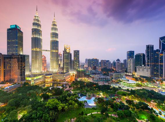 【周末小资】马来西亚吉隆坡3晚5天自由行【国航直飞/悦榕庄旗下柏威年酒店】