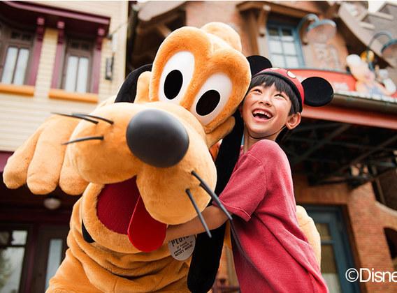"""【春节周边】上海迪士尼二次入园、奇幻童话城堡""""灯光烟花秀""""2日游"""