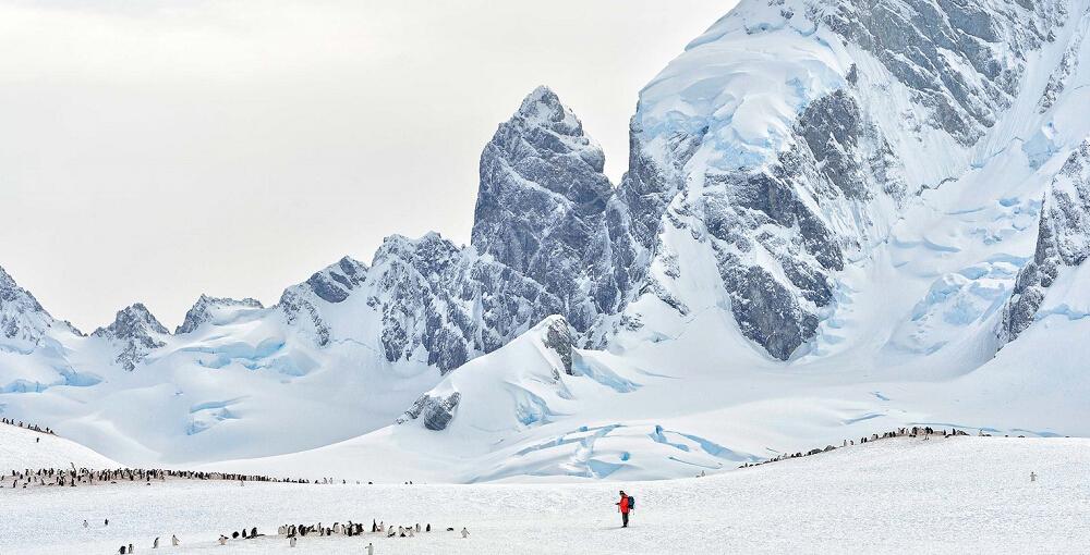 南极&智利 大探险家阿蒙森足迹17晚21天私享游