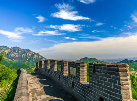 【北京一日游 人气·热卖】八达岭长城 鸟巢水立方 晚出发跟团游