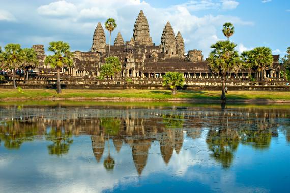 【高棉的微笑】柬埔寨吳哥4晚6日游【K6包機直飛/聯合發團】