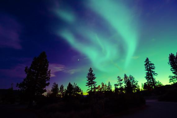 【冬季限定?邂逅北极光】美国阿拉斯加四次极光追踪 极光列车 冰川徒步 西雅图10日游