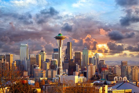 【春节】美国西雅图+波士顿+东西海岸+双乐园+探访名校13天【拉斯酒店升级四星/龙虾餐/中式年夜饭】