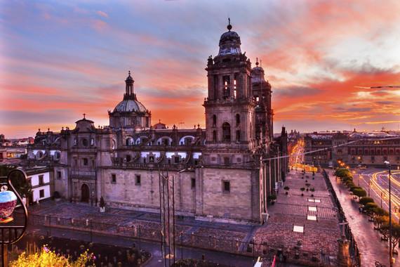 【企业尊享】墨西哥古巴文明之旅12日游【奖励旅游/商务考察/随心定制】