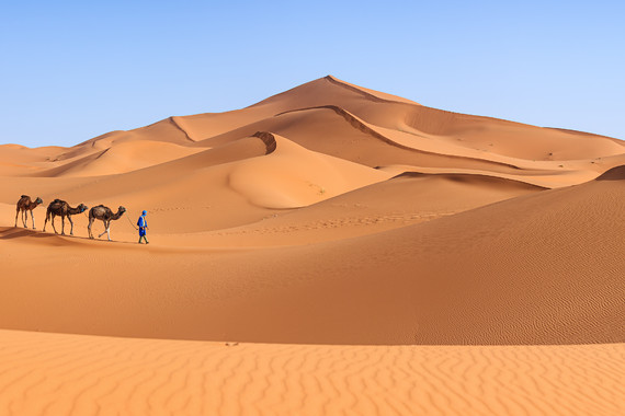 突尼斯、摩洛哥、阿尔及利亚——北非3国23天