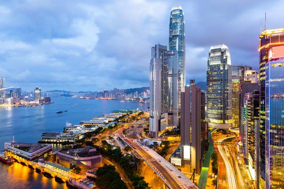 【蔚蓝乐享】香港+澳门双园4晚5日游【精华景点/特色美食/澳门五星】