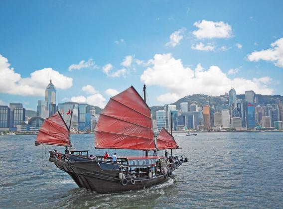 【机票套餐】中国香港3晚4天百变自由行【多航班选择/赠送全程移动wifi】
