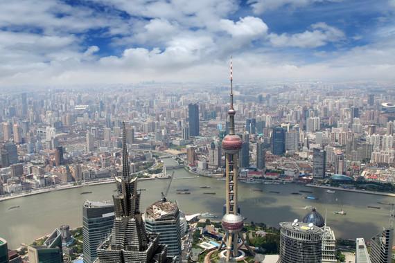 【上海】上海1日游