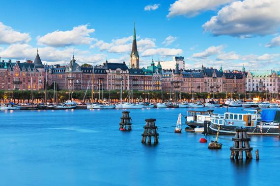 【超值游】北欧四国10天 聆听海风闲庭漫步全程4星+3晚夜邮轮 东方航空/瑞典签
