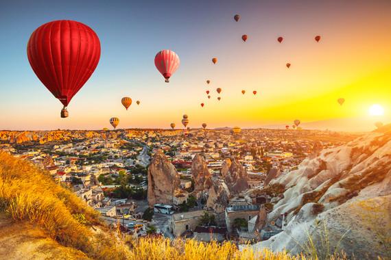 土耳其11-12日浪漫之旅 (南航直飞/可配全国联运/卡帕多奇亚+棉花堡+费特希耶+库萨达斯+布尔萨)