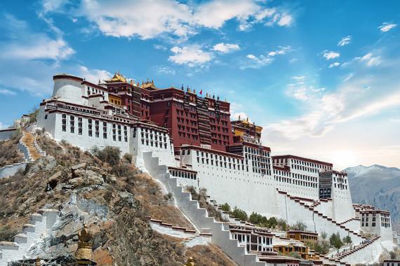 【西藏當地參團】布達拉宮半日游【布達拉宮】