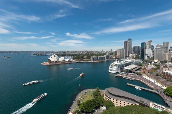 澳大利亚一地8天精华之旅【直升飞机体验/可伦宾野生动物园】