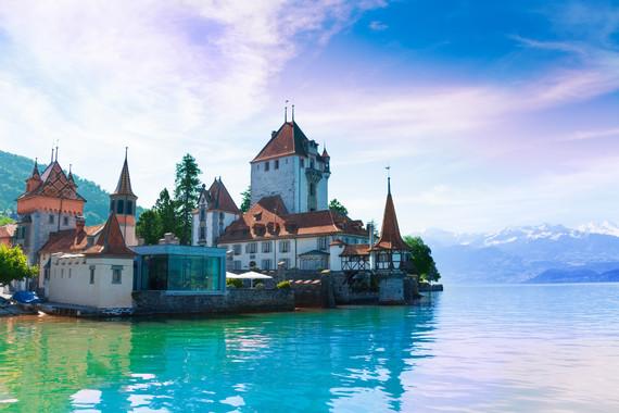 【品质】西欧瑞士/法国 10天深度欢乐之旅【深圳往返】