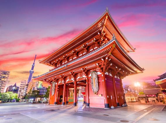 【銷售冠軍】日本東京4晚5天百變自由行【品東京·日游·門票·超值加購】