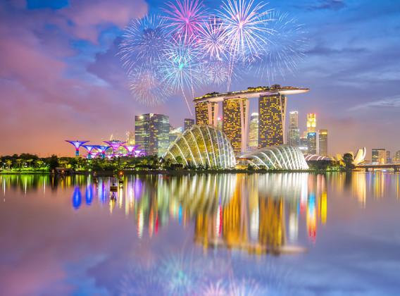 【玩转乐园】新加坡5晚6天百变自由行【3晚半岛怡东+2晚圣淘沙名胜世界亲子酒店+经典乐园门票&美食券配套/可升级金沙 】
