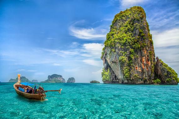 泰国斯米兰普吉岛/神仙半岛/珊瑚岛/四面佛4晚6天双飞游【广州直飞/南方航空】