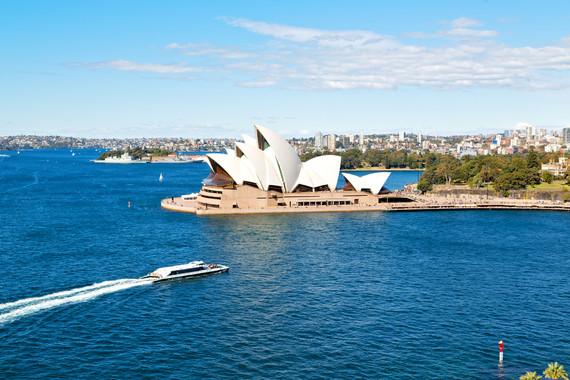 【樂享夕陽】 澳大利亞+新西蘭全景漫游12日